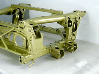 REINFORCED REAR SUB-FRAME