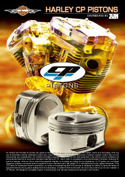 CP-PISTON for H-D