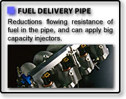 FUEL DELIVERY PIPE