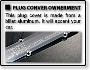 PLUG COVER OWNERMENT