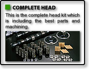SPECIAL HEAD KIT